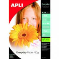 ΧΑΡΤΙ PHOTO GLOSSY ENERYDAY A4 180GR 100Φ