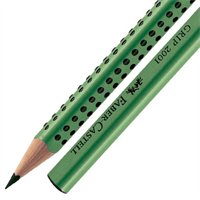 ΜΟΛΥΒΙ FABER CASTELL GRIP GREEN 217034