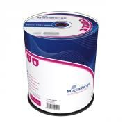 MEDIARANGE CD-R 80' 700MB 52X CAKE BOX X 100 (MR204)