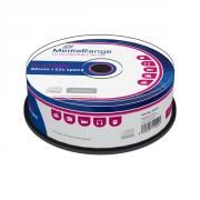 MEDIARANGE CD-R 80' 700MB 52X CAKE BOX X 25 (MR201)